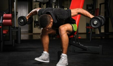 Bent Over Reverse Fly Workout