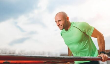 Incline Cable Fly - Chest Dips