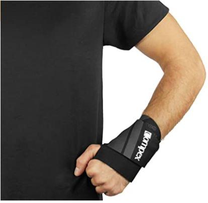 Best Wrist Wraps - Compex Anaform Wrist Wrap