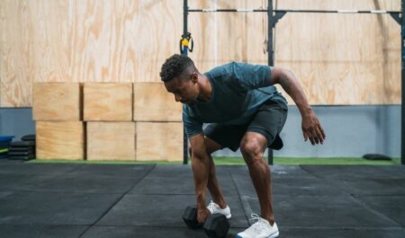 Crossfit Dumbbell Workouts - Crossfit Open Dumbbell Workout