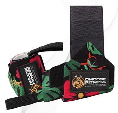 Best Wrist Wraps - Dmoose Fitness Wrist Wraps