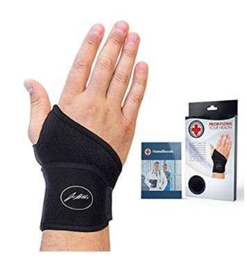 Best Wrist Wraps - Doctor Developed Premium wrist wraps