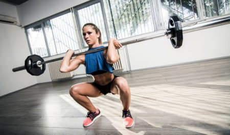 Barbell Hack Squat - Front Squat