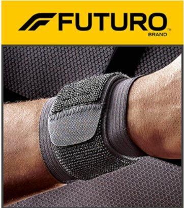 Best Wrist Wraps - Futuro Wrap-Around wrist wrap