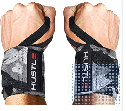 Best Wrist Wraps - Hustle Wraps