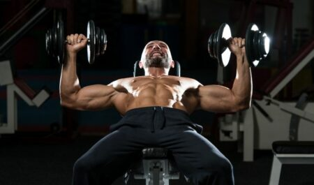 Incline Cable Fly - Incline Dumbbell Fly