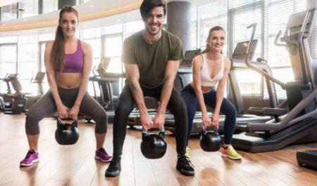 Hip Hinge Exercises - Kettlebell Swing