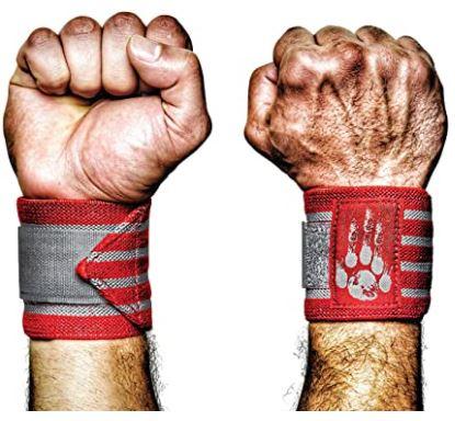 Best Wrist Wraps - Manimal Wrist Wraps