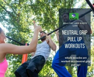Neutral Grip Pull Up