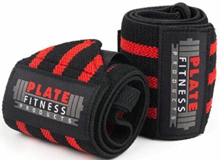 Best Wrist Wraps - Plate Fitness Wrist Wraps