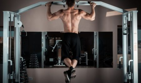Neutral Grip Pull Up - Pull Up workout