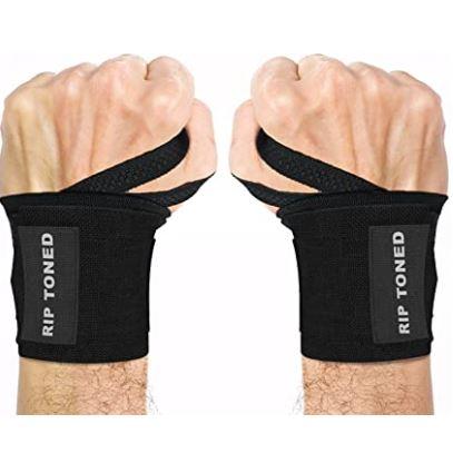 Best Wrist Wraps - Rip Toned Wrap