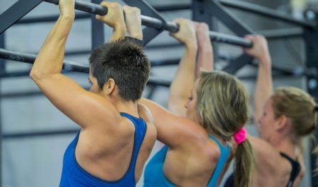 Scapular Pull Ups - Pull Ups Workout