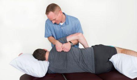 Scapular Pull Ups - Shoulder Pain