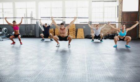 Crossfit Tabata Workouts At Home - Tabata squat routine