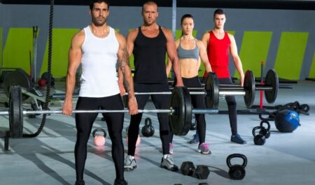 Crossfit Tabata Workouts At Home - high-intensity exercises