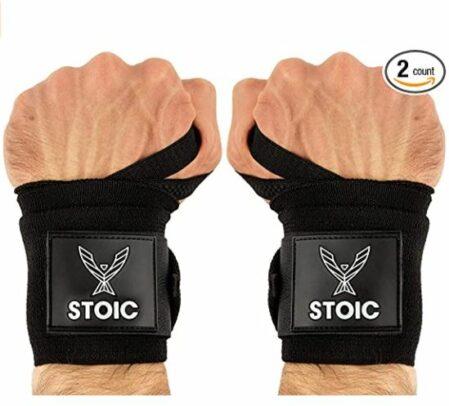 Best Wrist Wraps - stoic wraps