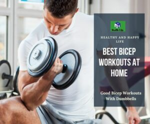 Good Bicep Workouts With Dumbbells