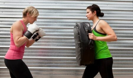 Weight Loss Boxing Workout - Boxing Workouts For Beginners