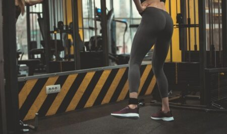 Cable Hip Extensions - Cable Hip Abduction