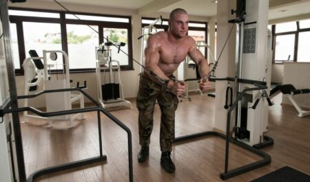 Chest Workouts At Home - Chest Workouts Cables