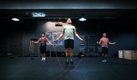 Jump Rope Workouts - CrossFit jump rope workouts