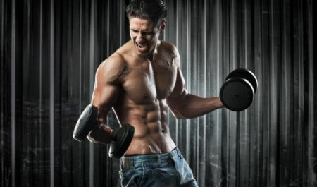 Chest Workouts At Home - Dumbbell Chest Workouts