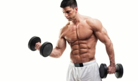 Bicep Workouts At Home - Hammer Curl