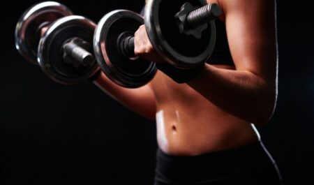 Bicep Workouts At Home - Inner Bicep Curls