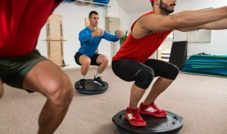 leg workouts for men at home - Jump Squats