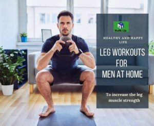 Leg Workouts For Men At Home