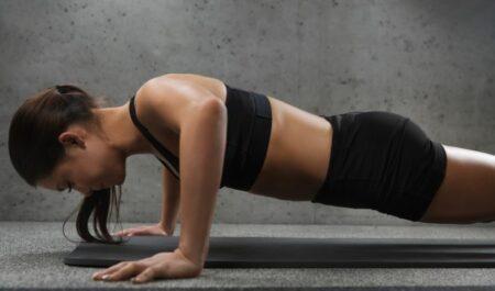Push-UpsBack Workouts At Home -