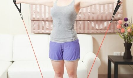 Cable Lateral Raise - Resistance Band