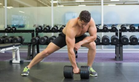 Leg Workouts For Men At Home - Side Lunge