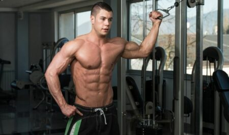 Single Arm Cable Row - Single Arm Cable Curl