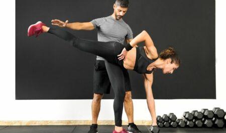 lower body workouts - Single Leg Deadlifts