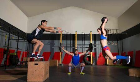 Slam Ball Exercises - Slam ball Cross Fit