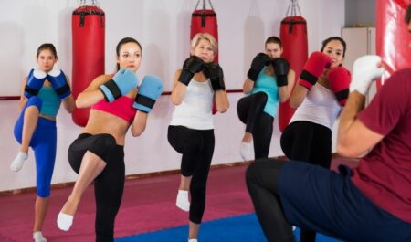 Weight Loss Boxing Workout - Strength Training