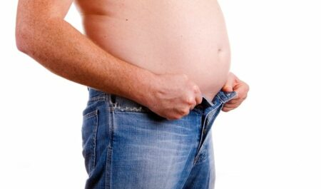 Types Of Belly Fat - Tire Belly Fat