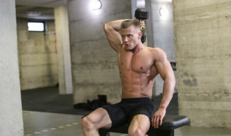 Tricep Workouts With Dumbbells - Tricep Exercises