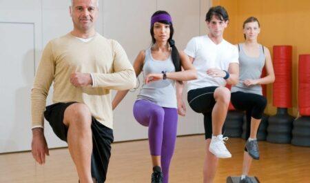 Insanity Plyometric Cardio Circuit - aerobic exercise