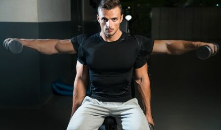 Cable Lateral Raise - dumbbell lateral raise