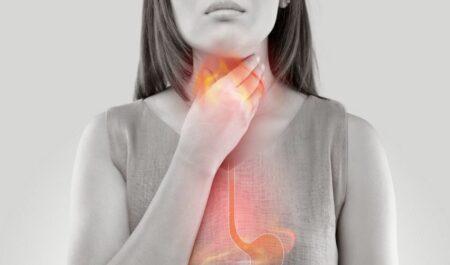 benefits of drinking sparkling water - heartburn