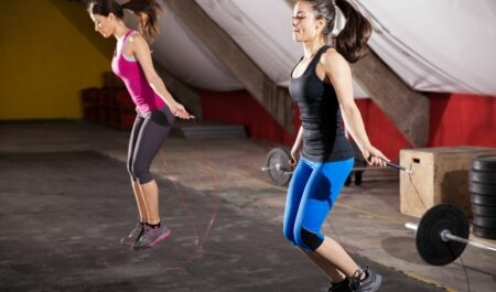 Jump Rope Workouts - skipping rope
