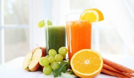 Lose 5 Pounds In A Week - veggie juice