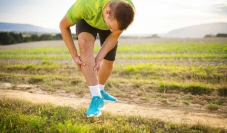 Why Does Stretching Feel Good - Calf Muscle Strain exercise
