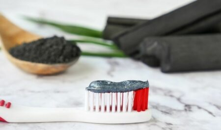 Best Mouthwash for Bad Breath - Coconut Charcoal Toothpaste
