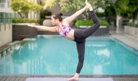 3 Person Yoga Poses - Lord Of The Dance yoga