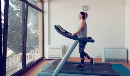 How Long Does It Take To Walk A Mile - Walking On Treadmill