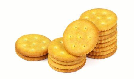 Peanut Butter Sandwich - delicious crispy cookie